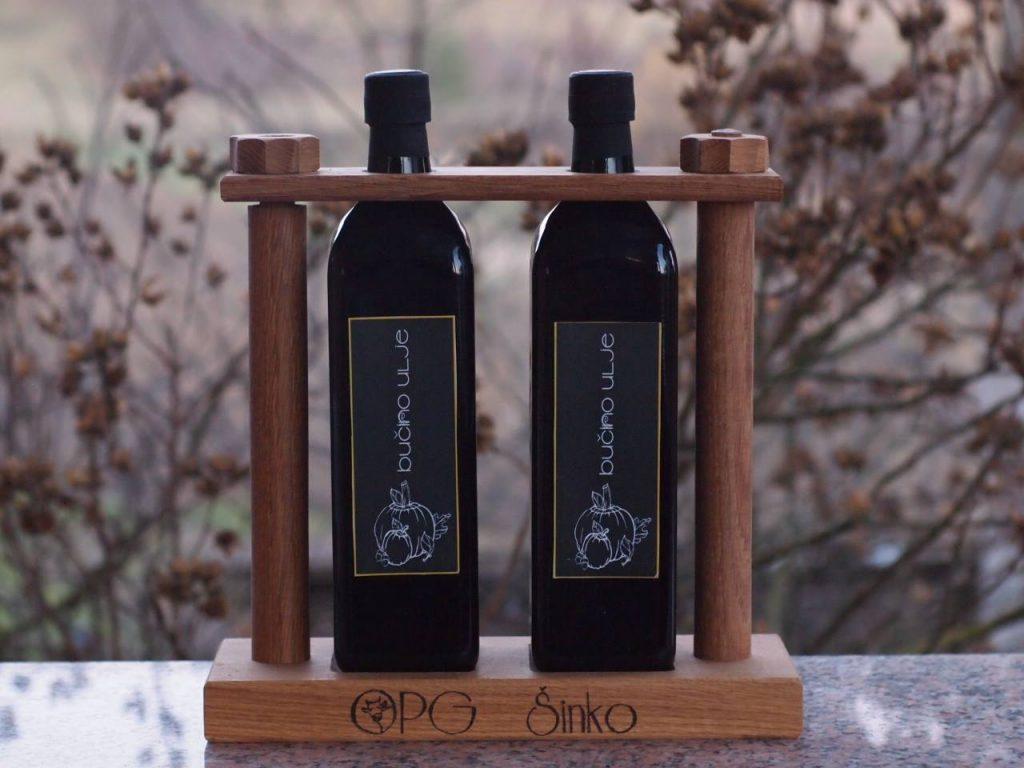 OPG Šinko, bučino ulje